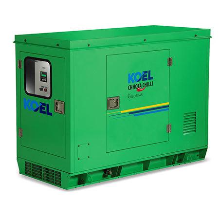 KOEL Chhota Chilli - Diesel 5 KVA - 12.5 KVA