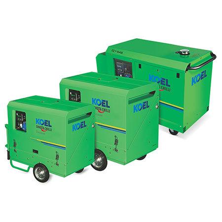 Chotta Chilli Portable - 3 kVA - 5 kVA
