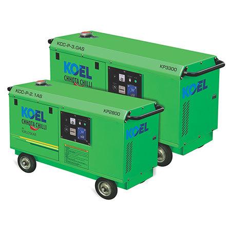 Chotta Chilli Portable - 2.1 kW - 4 kW