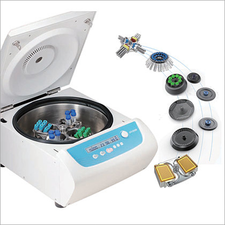 High Speed Refrigerated Centrifuge D1536R
