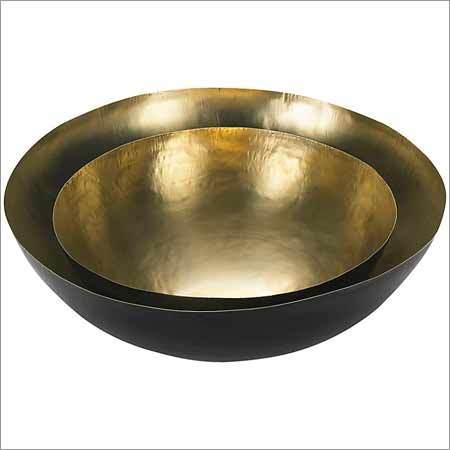 Brass Bowls