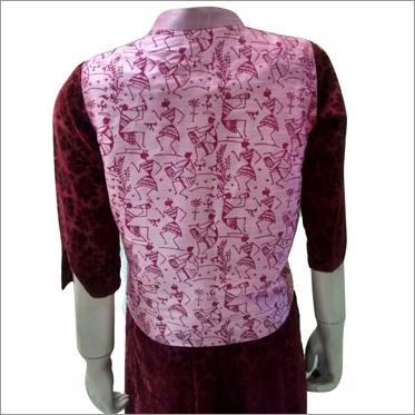 Printed Khadi Jackets