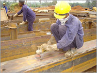 Steel Fabrication,Erection and Casting