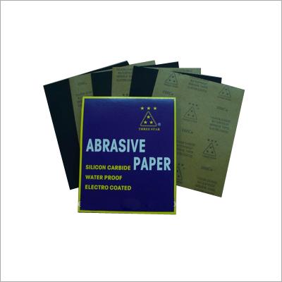 Electro Coated Abrasive Paper