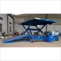 Scissor Lift For Two Wheeler