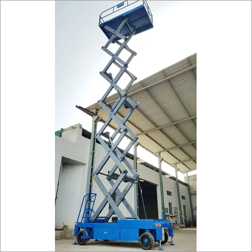 High Rise Scissor Lift