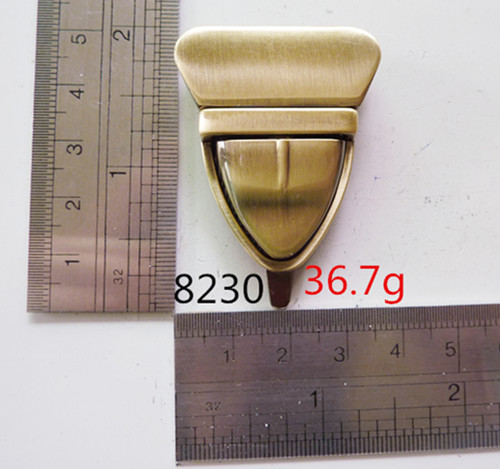 Metal Lock Antique Lock Triangle Lock For Handbags