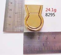 Gold Fitting Accessories Handbag Hardware