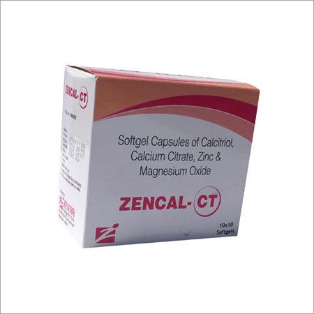 Zencal CT Capsule