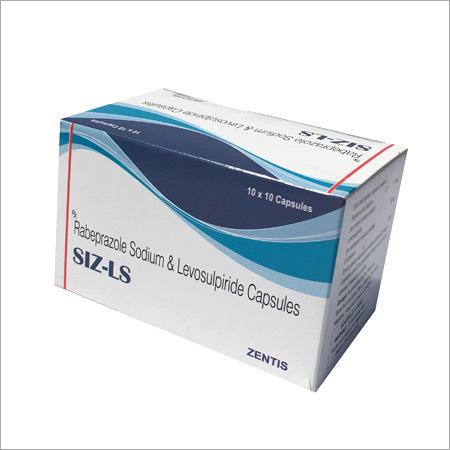 Rabeprazole Sodium & Levosulpiride Capsules