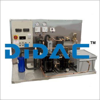 Water Chiller Trainer Unit