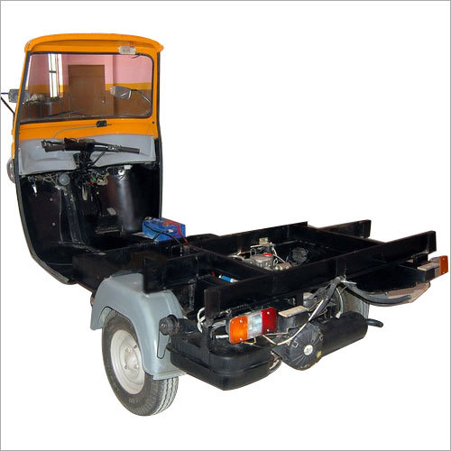 Three Wheeler Passenger Chassis