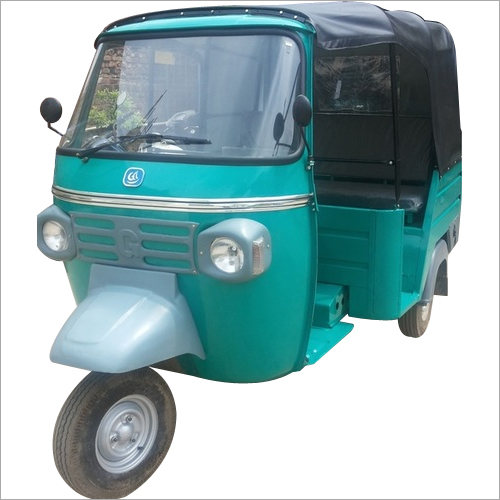 Three Wheelers Auto Rickshaw