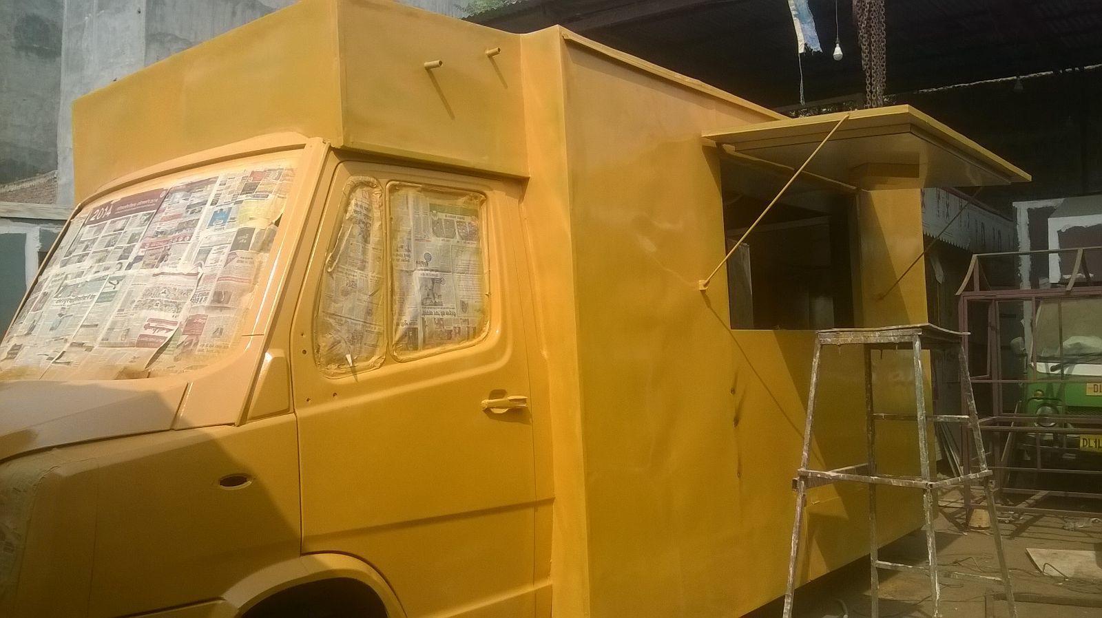 Street Food Van