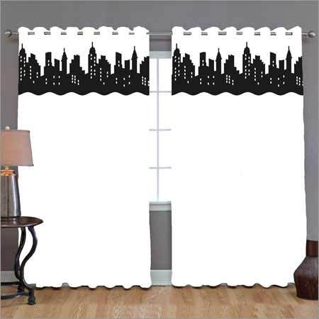 Drape Cotton Curtain