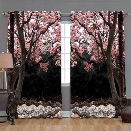 3D Printed Curtains