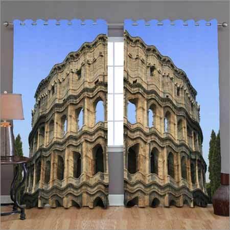 3D Printd Drape Curtains