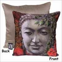 Canvas Cushion Cover