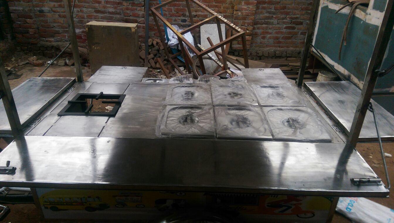 Chinese Food Cart