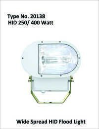 General Illumination - Wide Spread HID Flood Lights