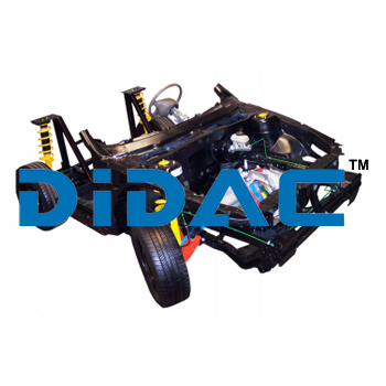 Four Wheel Suspension Steering Brake Program