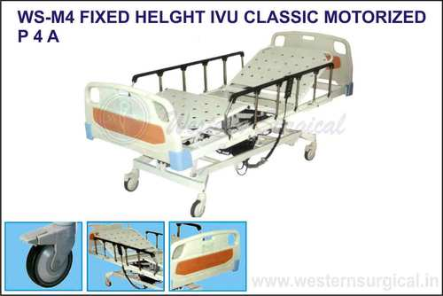 Fixed Height Icu Classic Motorized