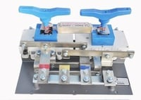 Double Handle Changeover Switch