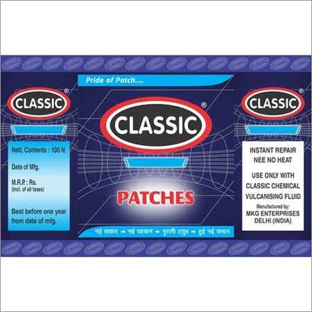 Patches Packaging Pouches