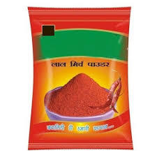 Spices Packaging Pouches