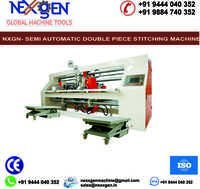 Semi-Auto Double Jointed Stitching Machine