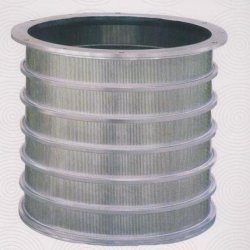 SLOTTED BASKET (For Pulp Mill)