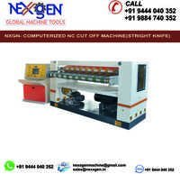 NC Cut-off Machine (Straight knife)