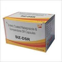 Enteric Coated Rabeprazole & Domperidone SR Capsules
