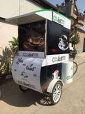 Coffee Cart Tricycle