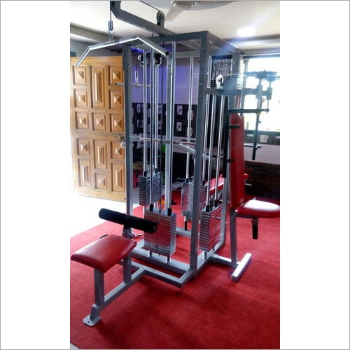 4 Station Multi Gym Equipment