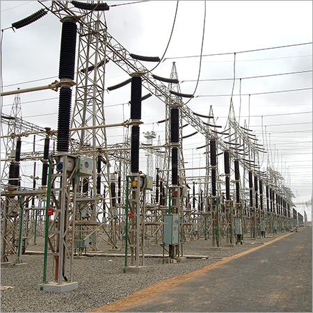 Heavy Duty Power Substation