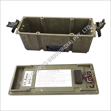 Plastic Battery Parts