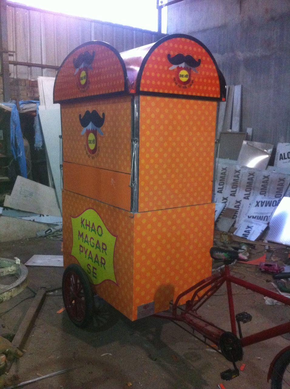Desi Food Cart