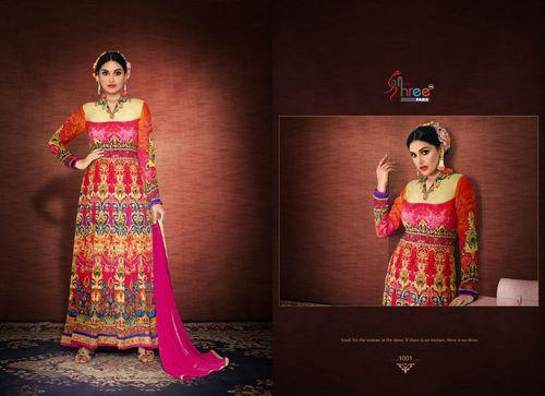 Shop Designer Anarkali Suit