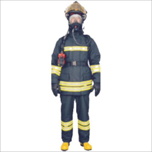 Intense Fire Proximity Suits
