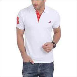 Collar Neck Polo T-Shirts