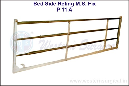 Bed Side Reling M.S. Fix