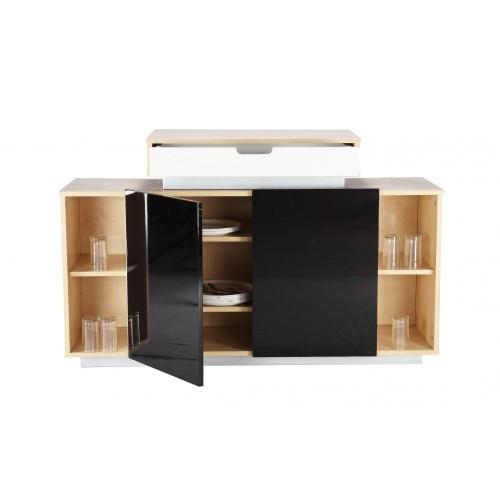 Black wooden Cupboard