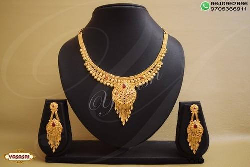 Fancy trendy necklace