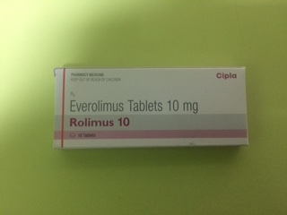Evrolimus Tablets