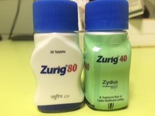 Zurig Tablets