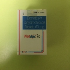 Daxlatasvir Dihydrochloride Tablets