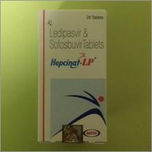 Ledipasvir & Sofosbuvir Tablets