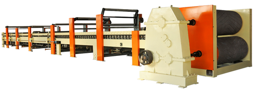 Automatic Corrugation Plant