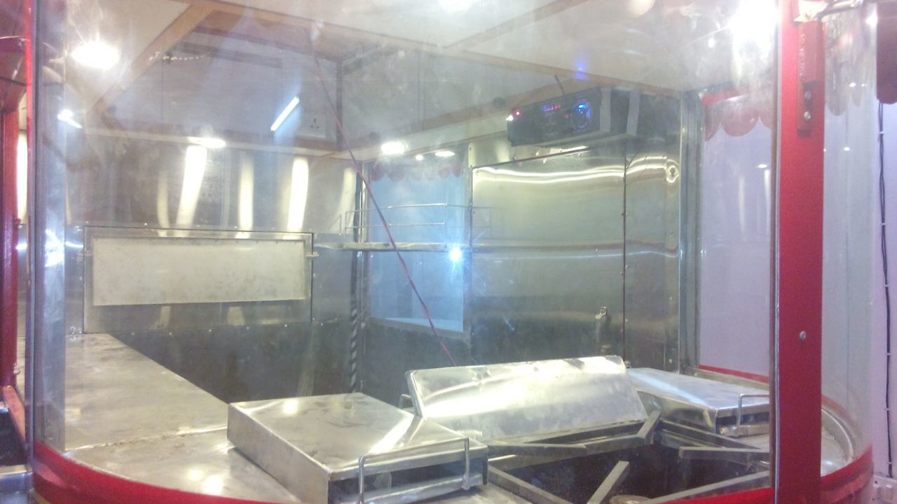 Fast Food Cart
